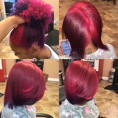 "D a r r n e i s h a 💕 on Instagram: ""Want color ‼️❓ #BookMe 💇🏽♀️ #Stylist #Hair #hairstyles #Braids #memphishairstylist #memphisbraider #memphisbraids #sewin #quickweaves…"""