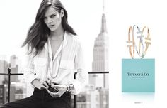 Tiffany & Co. Jewelry Advertising