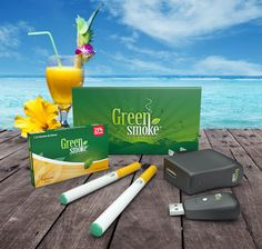 Green Smoke remains the gold standard by which all other e-cigarettes are judged, and has been awarded FIVE STARS by the editors of eCigs HQ. Offering a variety of starter kits to fit almost every budget, Green Smoke provides a selection of rich flavors, satisfying Nicotine levels, and stylish battery designs. Use coupon code disc10-22372 at checkout to save an additional 10%.