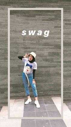 New Ideas Style Hijab Remaja Models