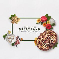 다음 @Behance 프로젝트 확인: \u201cGreat Land | Packaging\u201d https://www.behance.net/gallery/45114807/Great-Land-Packaging