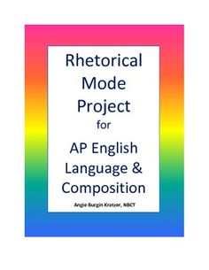 ap language rhetorical terms list A p literary terms  chiasmus in poetry, a type of rhetorical balance in which the second part is  written in heightened language , .