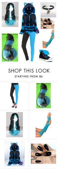 """""""Cheshire Cat - Alice in Wonderland (2010 version)"""" by shadow-cheshire ❤ liked on Polyvore featuring Burton and Converse"""