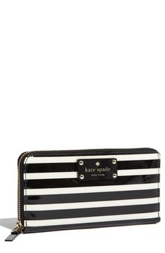 Love this Kate Spade wallet.