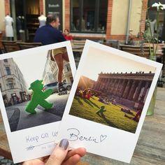 Nice post cards! ;)