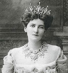 Lady Curzon's Boucheron tiara Lord Curzon married the American heiress, Mary Leiter, in 1895 after a long distance relationship and secret two-year engagement. Description from pinterest.com. I searched for this on bing.com/images