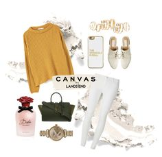"""""""Just-september8"""" by mnemo7 on Polyvore featuring Dorothy Perkins, MANGO, Steve Madden, BaubleBar, Yves Saint Laurent, Shinola, BP., Dolce&Gabbana and Lands' End"""