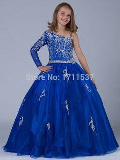 vestidos de gala para niñas - Buscar con Google