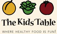 Great recipes at The Kids Table