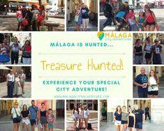 """Warum wir es lieben Stadtabenteuer in Málaga zu kreiren:  """"Elizabeth und Matthias haben uns eine zauberhafte Entdeckungstour durch Malaga geboten. Mit Herz Verstand und viel Liebe zum Detail haben sie die Route zusammengestellt und uns somit die schönsten Ecken der Stadt gezeigt auch außerhalb des Trubels. Zwei wunderbare Menschen die uns am Ende des kleinen Abenteuers mit einer liebevoll zusammengestellten Schatztruhe erfreut haben. Wir empfehlen jedem Urlauber sich auf diese Abenteuerroute… Malaga, Andalusia, Old Town, Tours, Joy, Adventure, Vacations, Holidays, Pirate Treasure"""