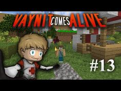 VAYNIT COMES ALIVE - [13] - Stand de commerce ! - YouTube