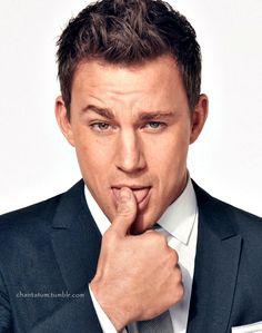 Channing Tatum - 2012 GQ Man of the Year