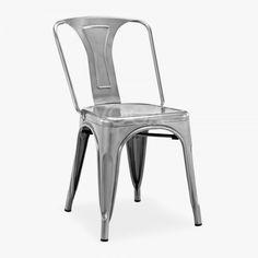 chaise design pas cher : 80 chaises design à moins de 100? | design - Chaise Tolix Pas Cher