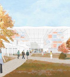 Sonderpreis Architektur I Konstruktiver Ingenieurbau: © Mike Horn, Joshua Delissen, Moritz Niebler