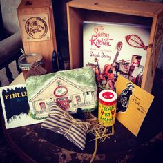 Sarah Savoy Cookbook! Say it with a Cajun gift crate from Le Village!