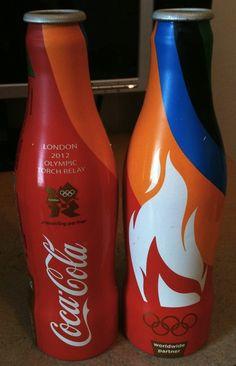 Coca-Cola Unveils Limited-Edition Bottle Designs For London Olympics 2012 - DesignTAXI.com