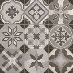 VIVES Azulejos y Gres - Floor tiles gres ceramic heritage effect tiles World parks Floor Patterns, Tile Patterns, Textures Patterns, Parks, Wall And Floor Tiles, Wall Tiles, Floor Design, Tile Design, Feature Tiles