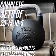 The kettlebell deadlift is a great functional exercise for your legs, lower back and abs. Here's how to perform the kettlebell deadlift: Best Kettlebell Exercises, Kettlebell Kings, Kettlebell Circuit, Kettlebell Training, Kettlebell Deadlift, Body Exercises, Trx, Outdoor Workouts, Gym Workouts