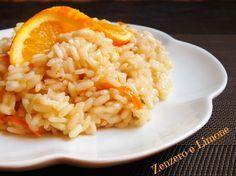 Il risotto all'arancia è un primo piatto estremamente delicato e facile da realizzare che richiede pochi ingredienti ed è perfetto anche per i vegetariani.