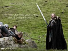 Ned Stark ~ Game of Thrones