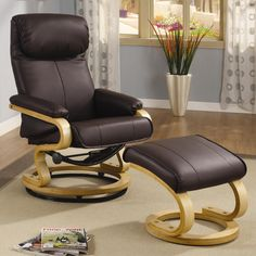 furniture cool modern rocking leather recliner chairs co - Mission Style Recliner