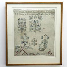 Made on the farm of de Witte Pauw of Borssele, Netherlands, 33 x 38 cm. (M)