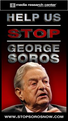 George Soros funds more than 180 media outlets and leftist front groups to advance his anti-American propaganda. George Soros MUST be stopped! Don't you agree?