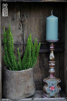 zielony wrzos aranżacja Candle Sconces, Wall Lights, Candles, Lighting, House, Home Decor, Appliques, Decoration Home, Candle Wall Sconces