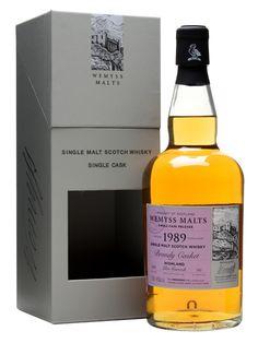 Glen Garioch 1989 / Brandy Casket / Wemyss Malts, Independent Bottler : Buy Online - The Whisky Exchange. #whisky #whiskey