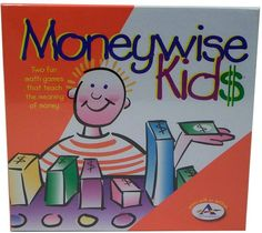 Aristoplay Moneywise Kids Game.  Make teaching money management and budgeting fun and exciting with this Moneywise Kids game by Aristoplay. PRODUCT FEATURES 2-in-1 game includes Bill Maker & Bill Breaker Based on proven, classroom-taught personal finance concepts
