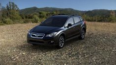 Subaru XV Crosstrek   The New 2013 XV Crosstrek
