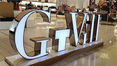 Retail store sign maker Vietnam