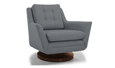 Eastwood Swivel Chair from Joybird #MCM #midcentury #retro