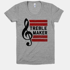 I know this is music geek intended, but my last name is Strebel and I have made other Strebel's....