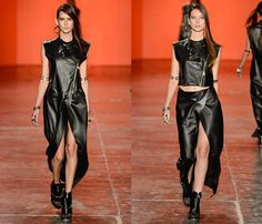 Ellus 2014 Summer Womens Runway Collection - São Paulo Fashion Week