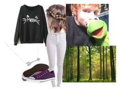 """""""Forest walk with ed sheeran"""" by violetedison on Polyvore"""
