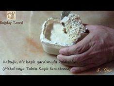 Tartine Ekşi Maya Nasıl Yapılır?   Tartine Sourdough Starter / (5. Gün) - YouTube