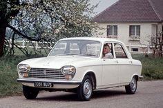 Peugeot 204: compleanno di un'innovatrice