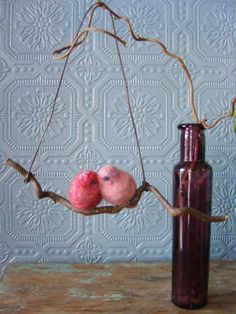 yup ~ gonna be learning THIS felting craft ? Thanks Ken, love the simplicity of the art form.