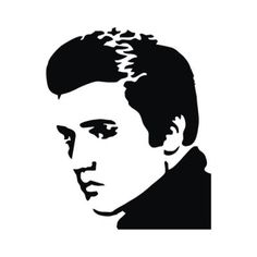 Elvis Silhouette Clip Art - Cliparts.co