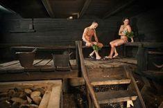 44 Awesome Home Sauna Design Ideas And Be Healthy Sauna Steam Room, Steam Bath, Sauna Room, Swedish Sauna, Finnish Sauna, Rustic Saunas, Sauna A Vapor, Ayurvedic Spa, Winter Lodge