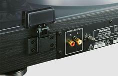 Onkyo CP-1050 Direct-Drive HiFi-Turntable