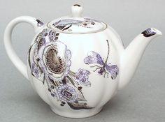 Dragon Fly Whisper 3-Cup Teapot | Lomonosov Russia