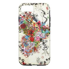 Heart Art iPhone 8/7 Case - beautiful gift idea present diy cyo
