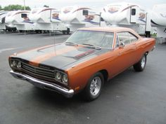 69 Plymouth Road Runner - My high school sweetheart had a green one!