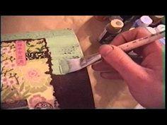 ▶ DECORACION DE UN COFRE - YouTube Decoupage Paper, Decoupage Ideas, Design Art, Logo Design, Amazing Drawings, Love Art, Wooden Toys, Ideas Para, Projects To Try