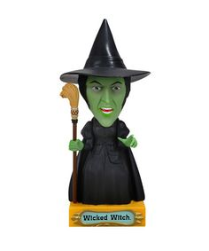 Take a look at this Wicked Witch Wacky Wobbler by Funko on #zulily today!