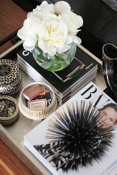 5 Secrets to Styling Your Coffee Table - The Chriselle Factor