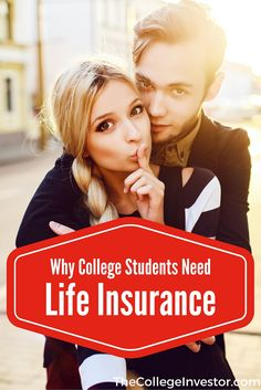 A look at a couple of situations where college students would benefit from having life insurance policies.