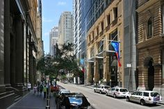 Pitt Street in Sydney will have kerb extension demolition works done between Market and Park Streets and at the intersection with George Street, Lee Street and Quay Street.